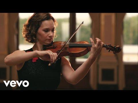 Hilary Hahn –  J.S. Bach: Partita for Violin Solo No. 1 in B Minor, BWV 1002 – 4. Doubl…